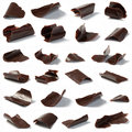 Chocolate Chips Royalty Free Stock Image - 25028836