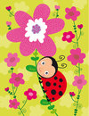 Little Ladybird Royalty Free Stock Photos - 25029198