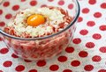 Minced Meat For Cutlets Royalty Free Stock Photo - 25038985