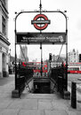 London Underground Royalty Free Stock Image - 25045556