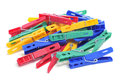Clothespins Stock Images - 25046594