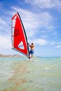 Windsurfing Royalty Free Stock Images - 25069259