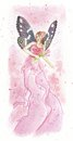 Pink Fairy Royalty Free Stock Images - 25082739