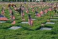 National Cemetery Royalty Free Stock Images - 25095269