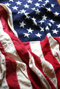 American Flag Close Up 4 Stock Image - 2518371