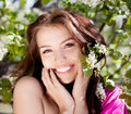 Laughing Woman Royalty Free Stock Photos - 25105798