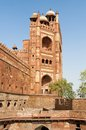 Agra Fort In India Stock Image - 25110671