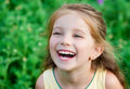 Liitle Girl Close-up Royalty Free Stock Image - 25115366