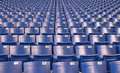 Stadium/Arena Seats Royalty Free Stock Images - 25118409