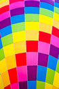 Colors On A Fire Balloon Stock Photography - 25123482