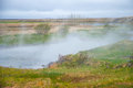 Steaming Hot Water, Iceland Royalty Free Stock Images - 25137069