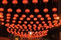 Chinese Lantern In Street Stock Photos - 25144823