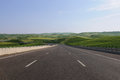 Empty Highway - Road Without Cars - Landscape Royalty Free Stock Images - 25146489