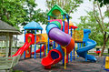 Colorful Playground Royalty Free Stock Photography - 25149837