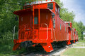 Caboose Stock Photography - 25164062