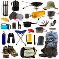 Camping Gear Royalty Free Stock Photo - 25173485