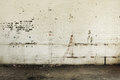 Aged White Wall Backdrop Stock Images - 25184914