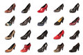 Women Shoes Royalty Free Stock Images - 25188639