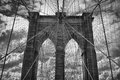 Brooklyn Bridge Royalty Free Stock Images - 25191499