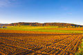 Plowed Fields Royalty Free Stock Images - 25198139