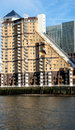 Apartments In Canary Wharf Stock Photos - 2521243