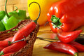 Peppers Stock Image - 2526351