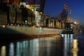 Container Ships Stock Photo - 25205680