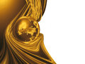 Golden Planet Stock Photography - 25219132