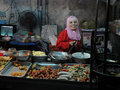 Street Vendor Stock Photo - 25220890