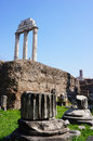Ruins Of The Roman Forum Royalty Free Stock Image - 25232466