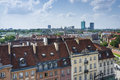 Warsaw Roofs Stock Photo - 25252080