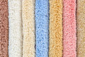 Different Carpet Samples Stock Images - 25257994