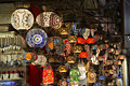 Hanging Lanterns , Grand Bazaar, Istanbul, Turkey Royalty Free Stock Image - 25262866