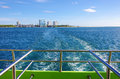 Ferry Boat Crossing Stock Photos - 25264733