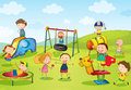 At The Park Royalty Free Stock Images - 25266099