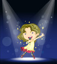 Dancing With The Stars Royalty Free Stock Images - 25266129