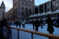 Ice Rink At The Natural History Museum, London Stock Photo - 25269760