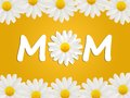 Birthday Or Mother S Day Card To Mom Stock Photo - 25278870