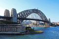 Sydney Harbour Bridge Royalty Free Stock Photo - 25315085