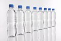 Water Bottles In A Line Stock Photos - 25328883
