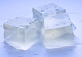 Three Ice Cubes Royalty Free Stock Image - 25332596