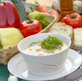 Vegetable Soup - Minestrone Stock Images - 25349124