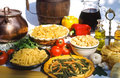 ITALIAN PASTA COLLECTION Stock Photo - 25361770