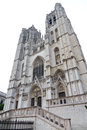 Saints Michael And Gudule In Brussels Stock Photography - 25370352