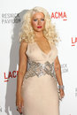 Christina Aguilera Royalty Free Stock Image - 25372966
