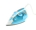 Steam Iron Isolated On White Stock Images - 25375904