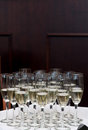 Champagne Glasses Stock Images - 25381204