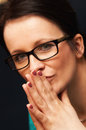 Thoughtful Woman  Stock Images - 25406074