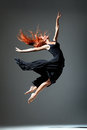 The Dancer Stock Image - 25407031