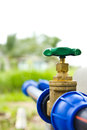 Water Supply Valve Stock Images - 25407274